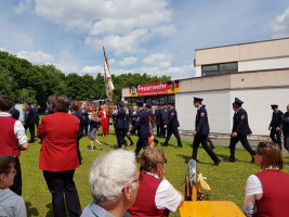 Feuerwehr Rannungen 150. Gründungsfest