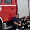 Kreis- Feuerwehrübung