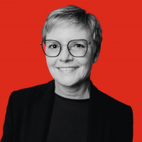 Porträtfoto Sabine Dittmar