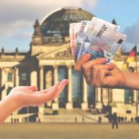 Geld vom Bund