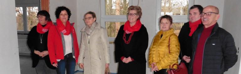 Pflegeübungszentrum (PÜZ) der Caritas in Mellrichstadt 2019 01