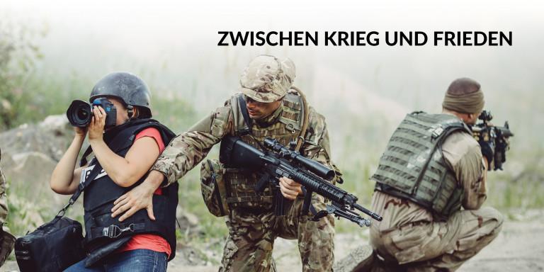 """""""Zwischen Krieg und Frieden"""""""