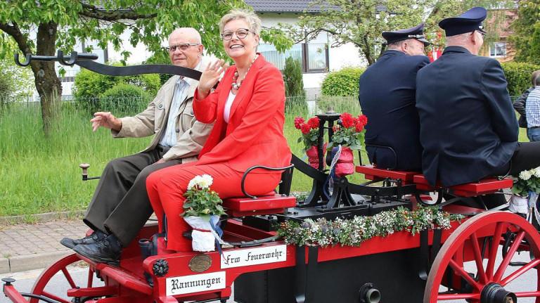 Schirmherrin Bundestagsabgeordnete Sabine Dittmar (SPD) Foto: Dieter Britz