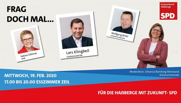 Frag doch mal den Lars!