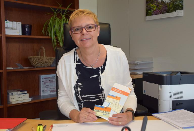 2017 06 03 Tag der Organspende Sabine Dittmar MdB